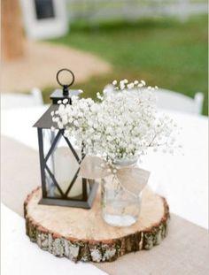 100 Ideas For Amazing Wedding Centerpieces Rustic (10)