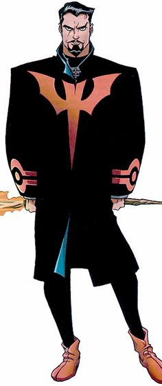 Black Tom Cassidy - A character profile for classic Black Tom Cassidy, during his Marvel Comics appearances from the 1970s to the 1990s. Pictures, biography, powers, etc.°°