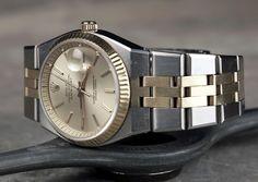 Rolex Datejust #Rolex #Datejust #1630 #1978 #steel #gold #vintagewatches #steinermaastricht