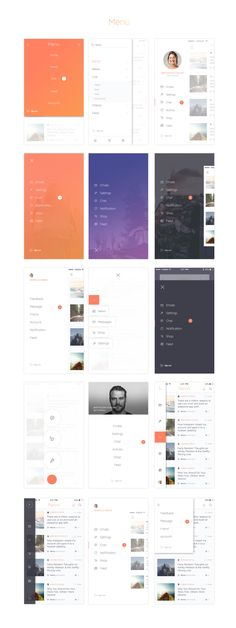 Livo UI Kit for Sketch & Photoshop is a modern, stylish, and intuitive kit…
