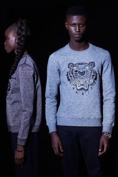 Kenzo Silver Tiger for him - Kenzo Holiday Gifts Men - Kenzo E-shop