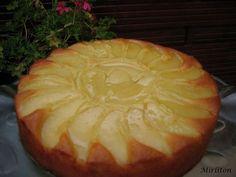 J'ai testé le gâteau basque au poire
