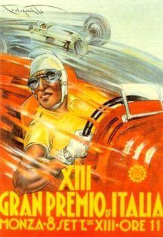 "Molsheim Bugatti Automobiles-Autorails 24/""x36/"" Art Canvas Vintage Advertising"