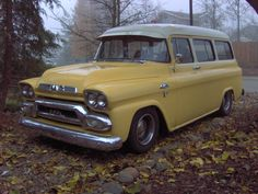 1955 Chevy Suburban Maintenance of old vehicles: the material for new cogs/casters/gears/pads could be cast polyamide which I (Cast polyamide) can produce