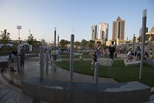 Be sure to catch some fall festivals this month! Romare Bearden Park is hosting a Pumpkin Patch Party this Saturday. You can enjoy the full table: carvings contests, activities, and live music.