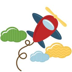 Toy Airplane SVG file for scrapbooks cardmaking airplane svg cuts airplane svg files free svgs