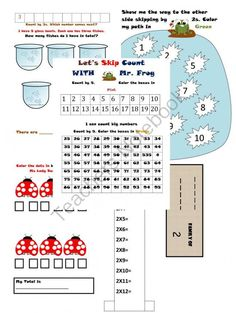Math Bundle from Ms Cristina's Shop on TeachersNotebook.com -  (22 pages)  - Math Worksheets