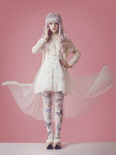 Pastelbat fairy kei