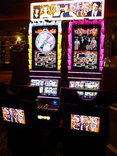 Sex and the city slots in vegas blackjack tips