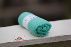 Turquoise CHEESECLOTH Wrap: 34 Colors Available, Newborn Cheesecloth, Newborn Photo Props, Dyed Colored Cheesecloth, Knit Sheer Gauze