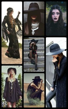 My Gothic Bohemian Style Picks for October #gothicboho #boho #bohemian…