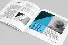 Brochure / Booklet / Catalog Mock-Up Bundle by Zeisla , via Behance
