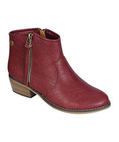 Love this Berry Dorado Boot on #zulily! #zulilyfinds