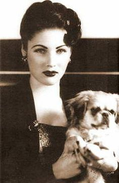 Queen of Egypt Fawzia 1949