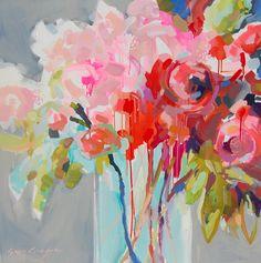 "Erin Gregory ""Metamorphosis #3"" 36x36"