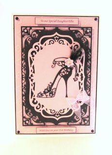 Female Birthday - Handmade cards