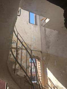 Staircase #old