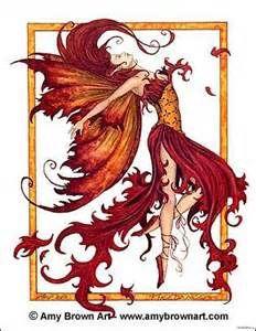 Fire Dance - Amy Brown | Fairyland