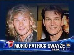 A Memorial For Patrick Swayze - YouTube