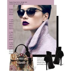 Paris by ludmila-petrova on Polyvore featuring mode, Yves Saint Laurent and Miu Miu
