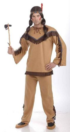 native american mens costume native americans and costumes - Native American Costume Halloween