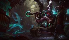 Ekko, the Boy Who Shattered Time | League of Legends