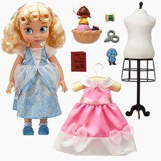 Cinderella Doll Set - Disney Animators' Collection | Dolls | Disney Store $49.50