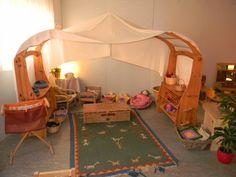 Escola Congrés-Indians, escuela infantil, educación, Barcelona, ambientes