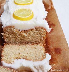 Vegan Lemon Cake * Zitronenkuchen – Leeinthekitchen