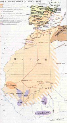El Imperio Almorávide