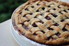 Cherry Pie - The Food in my Beard