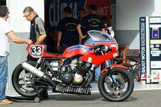 Honda Bol d'Or (1979), Berry Race Team | Flickr - Photo Sharing!