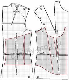 Corset Sewing Pattern, Pattern Drafting, Sewing Patterns Free, Clothing Patterns, Wedding Dress Patterns, Dress Making Patterns, Corset Tutorial, Diy Corset, Corset Underwear
