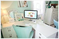 Neatly Designed Home Office Ideas | Sortrature