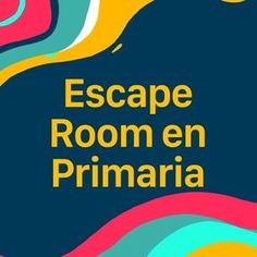 Escape Room en Primaria. | del pupitre a las estrellas Escape Room Diy, Escape Room For Kids, Escape The Classroom, Flipped Classroom, Primary Games, Primary Education, Breakout Edu, Cooperative Learning, Too Cool For School