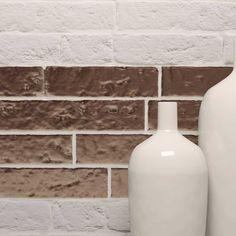 Metallic Copper Brick Tiles | Walls and Floors