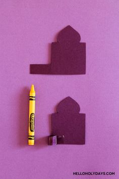 Make Ramadan special at the kids table with this fun place setting idea. Eid Crafts, Ramadan Crafts, Craft Stick Crafts, Paper Crafts, Home Crafts, Ramadan Activities, Activities For Kids, Kid Table, Coloring For Kids