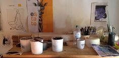 Inside the Studio of Betty Ritschel