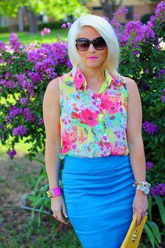 Bright Clothes, Bright Lips