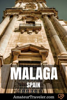 Some suggestions about what to do in Malaga Spain including places to see a view, places to have a glass of wine and places to see local art Andalusia Travel, Spain Travel, Europe Travel Guide, Travel Abroad, Europe Destinations, Travel Guides, Travel Tips, Best Places To Travel, Places To See