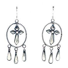 Divinity Native American Earrings
