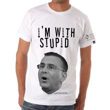 Jonathan Gruber to face hostile House panel, tea party 'I'm with Stupid' T-shirts - Washington Times