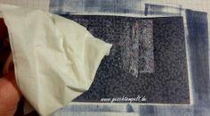 Stampin Up, Jenny´s Coat Technique, Anleitung in Bildern, Tutorial, Grussworte, Timeless Textures