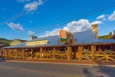 Review of The Log Cabin Pancake House in Gatlinburg, TN