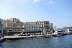Havana, Cuba waterfront