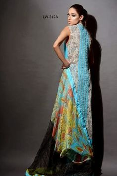 Bareeze Lawn Eid Collection 2014 - 2015 With Price