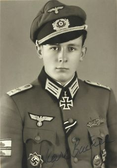 Karl Buckel tank killer extraordinaire