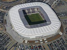 Rhein-Neckar Arena, Sinsheim (Hoffenheim)