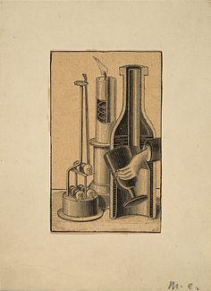 Untitled, Max Ernst