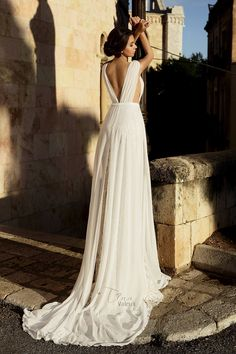 """Wedding dress Paula from new collection 2018 """"Barcelona Dreams"""""""